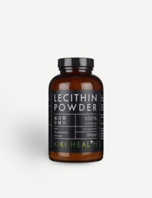 KIKI HEALTH Non-GMO lecithin powder 200g