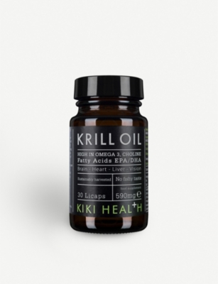 KIKI HEALTH Krill oil 30 licaps