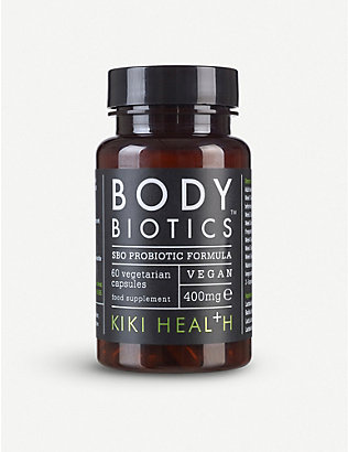KIKI HEALTH: Body Biotics 60 tablets