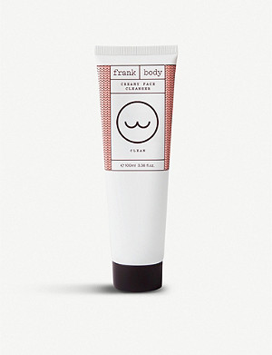 FRANK BODY Creamy Face Cleanser 100ml