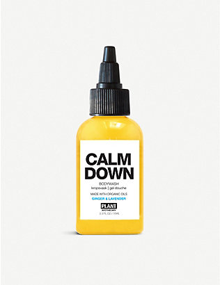 PLANT APOTHECARY: Calm Down travel body wash 70ml