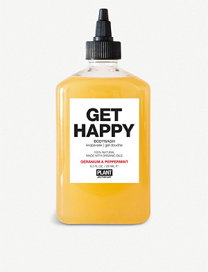 PLANT APOTHECARY Get Happy organic bodywash 281ml