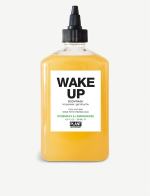 PLANT APOTHECARY Wake Up organic bodywash 281ml