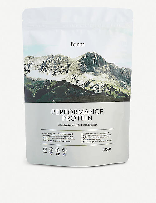 FORM: Performance Protein 巧克力花生糖 520 克