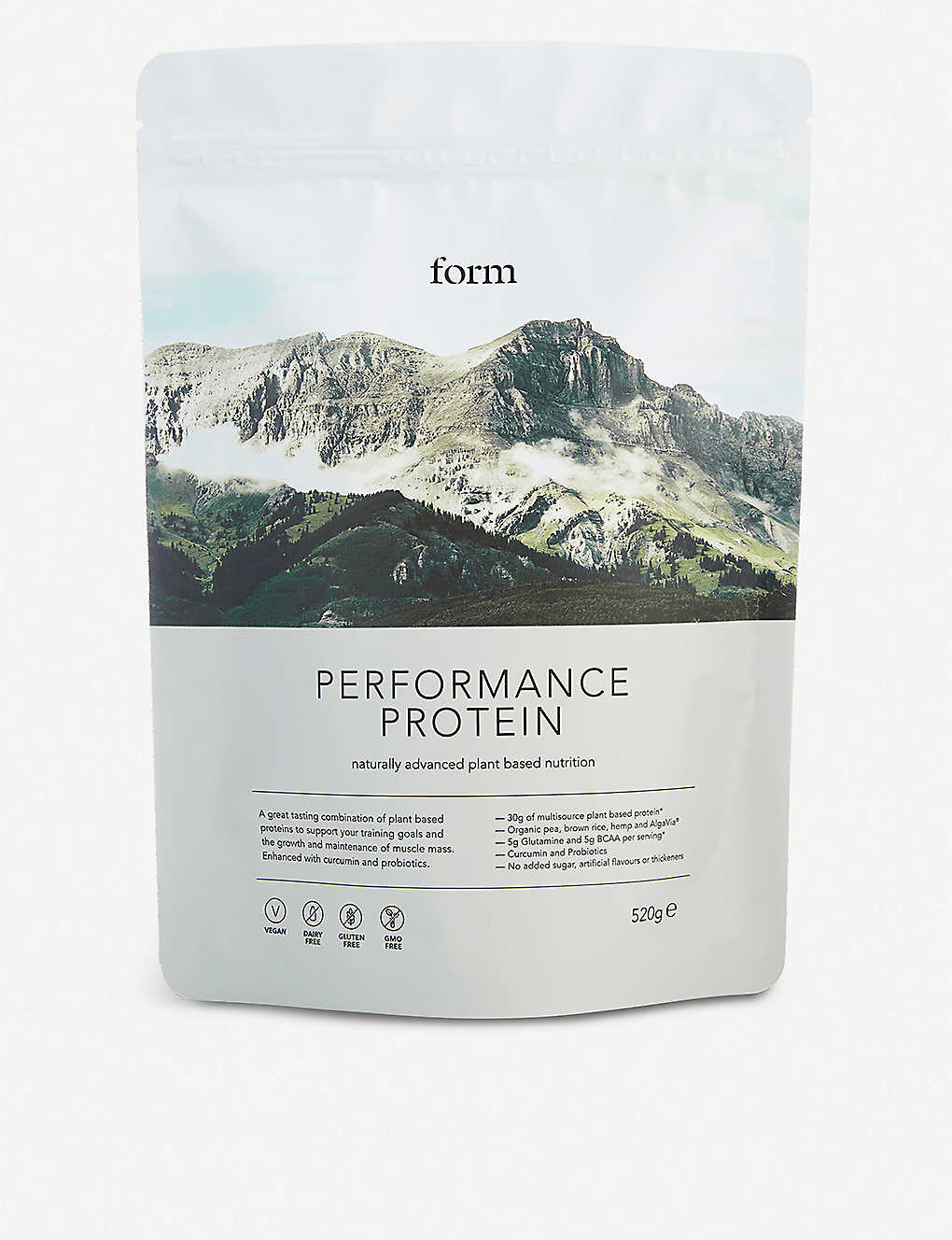 FORM: Performance Protein powder Chocolate Peanut 520g