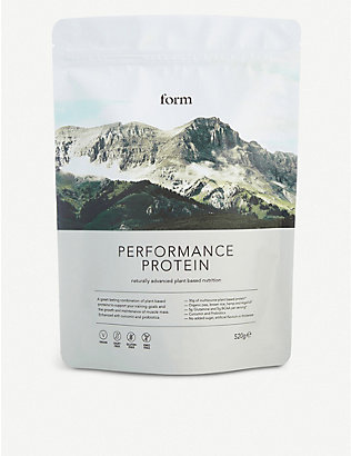 FORM: Performance Protein powder Vanilla 520g