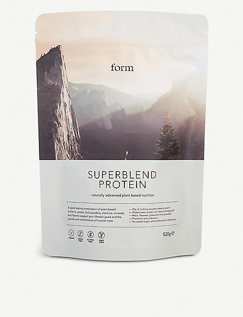 FORM: Superblend Protein powder Chocolate Salted Caramel 520g