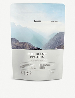 FORM Pureblend Protein powder unflavoured 520g