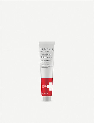 DR. KERKLAAN THERAPEUTICS: Natural CBD Relief Cream 29ml