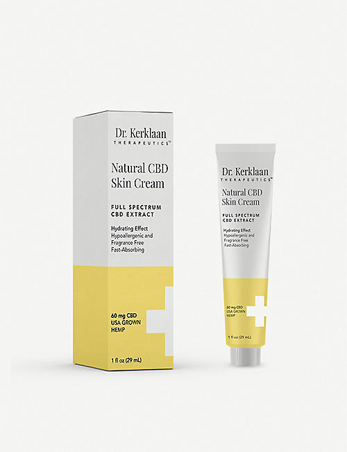 DR. KERKLAAN THERAPEUTICS Natural CBD Skin Cream 29ml