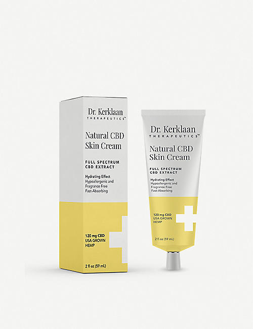 DR. KERKLAAN THERAPEUTICS Natural CBD Skin Cream 59ml