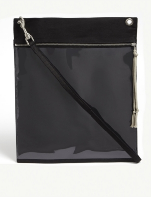 RICK OWENS DRKSHDW Security pouch