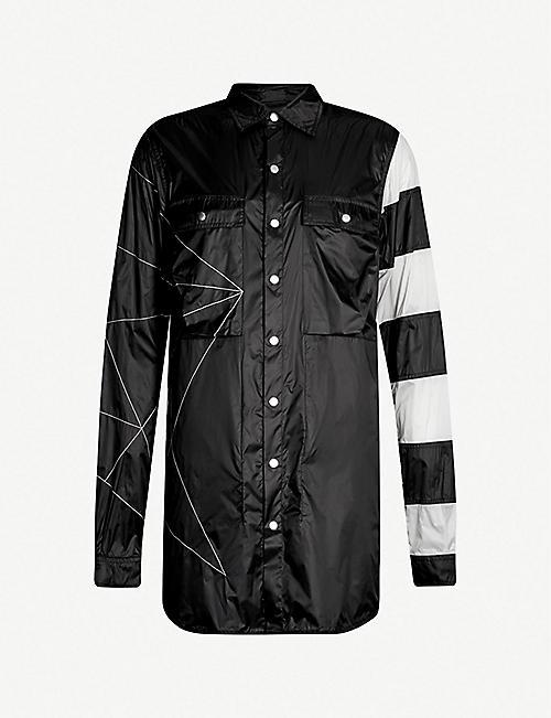 058e0c8cd23 RICK OWENS - Coats   jackets - Clothing - Mens - Selfridges