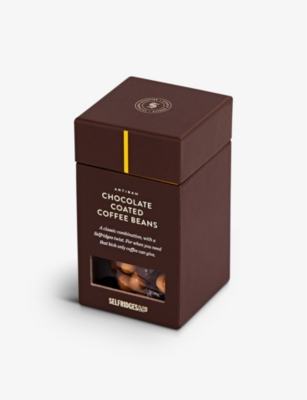 SELFRIDGES SELECTION Chocolate Coated Coffee Beans 125g