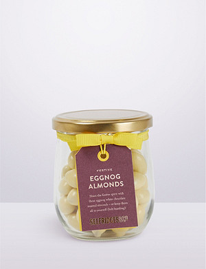 SELFRIDGES SELECTION Festive Eggnog Almonds 200g