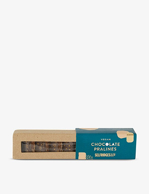 SELFRIDGES SELECTION Festive Vegan Chocolate Pralines 95g