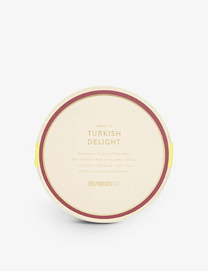 SELFRIDGES SELECTION Festive Turkish Delight 250g