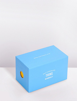 SELFRIDGES SELECTION Milk Chocolate Thins 200g