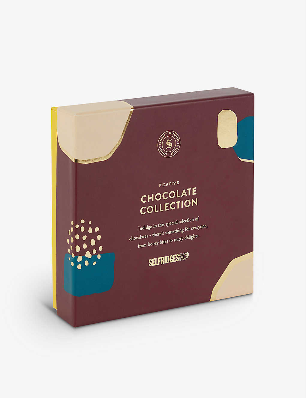SELFRIDGES SELECTION: Festive Chocolate Collection 210g