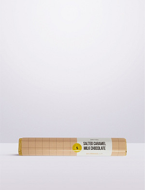 SELFRIDGES SELECTION British Salted Caramel Milk Chocolate bar 85g
