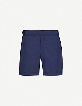 ORLEBAR BROWN: Bulldog regular-fit mid-rise swim shorts
