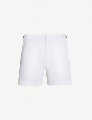 ORLEBAR BROWN Bulldog regular-fit mid-rise swim shorts
