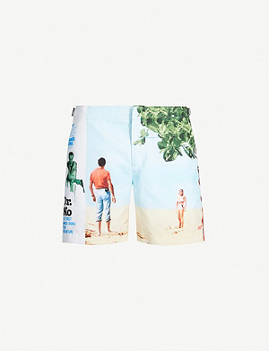 ORLEBAR BROWN x James Bond Bulldog Dr. No swim shorts