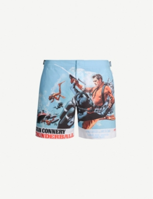 ORLEBAR BROWN x James Bond Bulldog Thunderball swim shorts