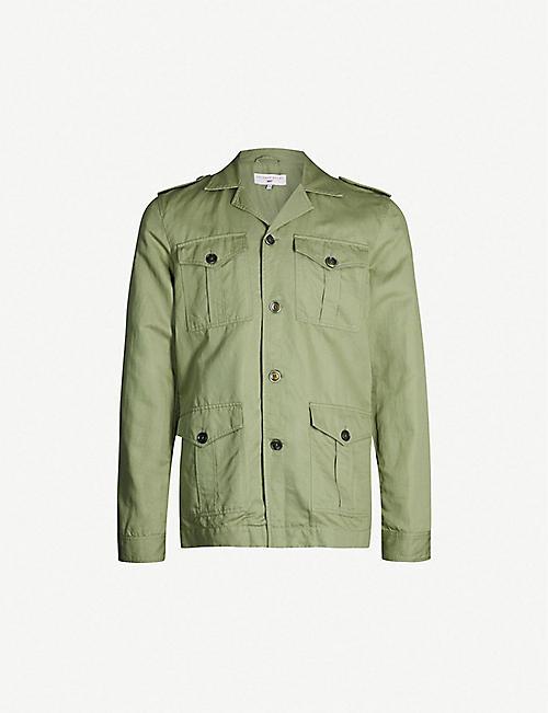 00af8b90c003 Designer Mens Coats & Jackets - Canada Goose & more | Selfridges