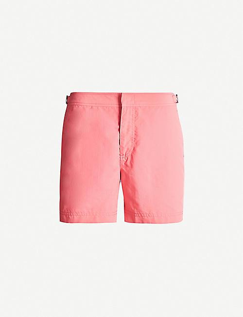 7b878d58c4 ORLEBAR BROWN Setter regular-fit side-stripe swim shorts