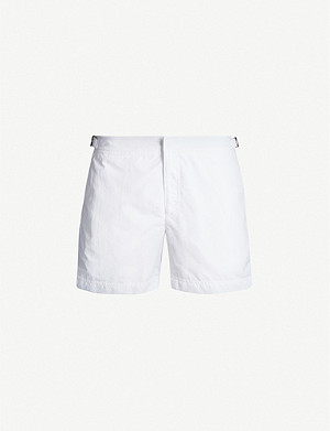 ORLEBAR BROWN Setter regular-fit side-stripe swim shorts