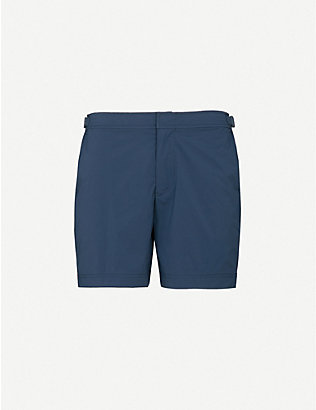 ORLEBAR BROWN: Bulldog regular-fit swim shorts