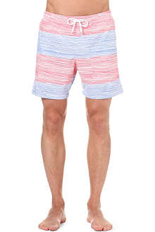 FRANKS Thin line swim shorts