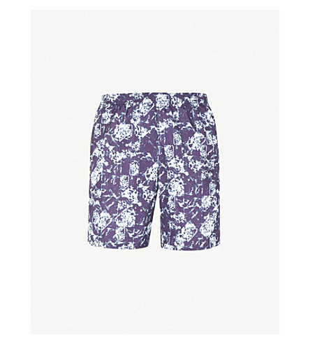 e8e0e53e4d2d7 LA PERLA - Aqua Pura printed swim shorts | Selfridges.com