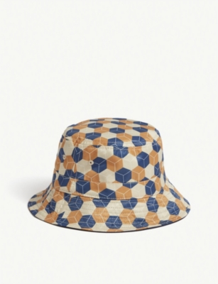 FAR AFIELD Jazz Camo reversible bucket hat