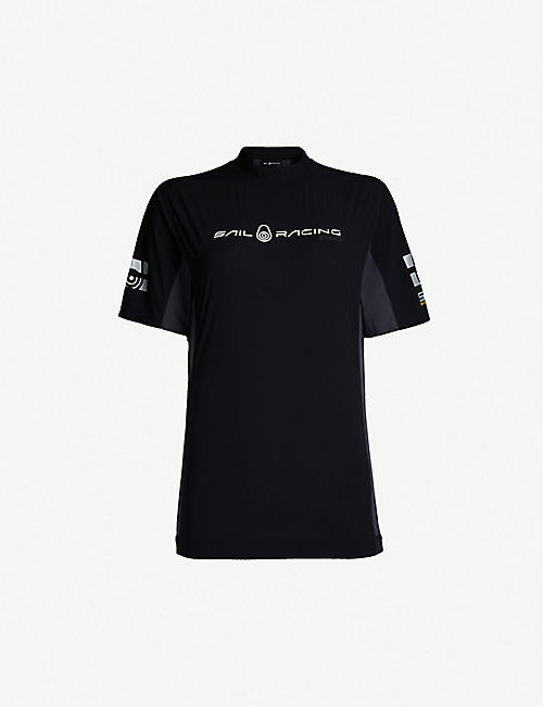 SAIL RACING Orca rashguard stretch T-shirt