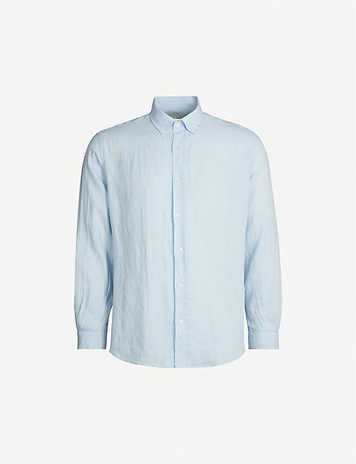 BLUEMINT Martin regular-fit linen shirt