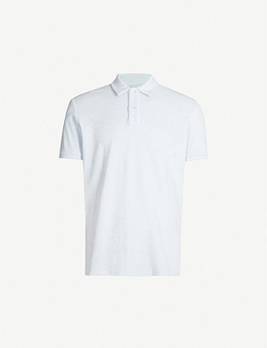 BLUEMINT Yam regular-fit terry-cotton polo shirt