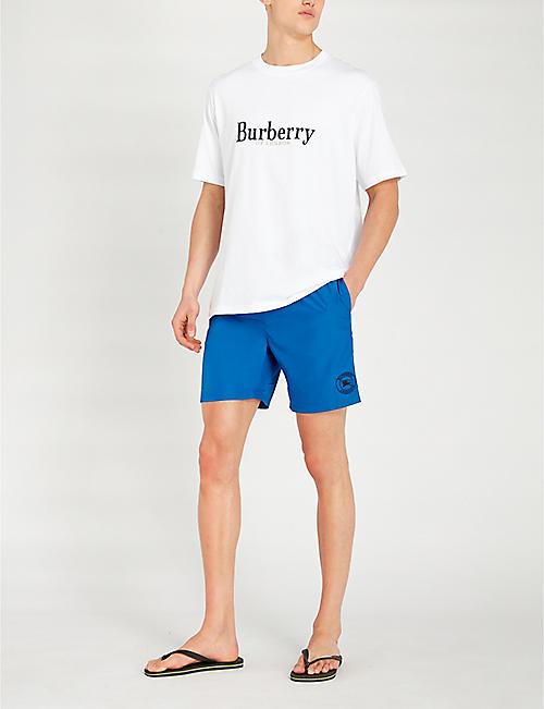 4f838113c6 BURBERRY - Swimwear - Clothing - Mens - Selfridges | Shop Online