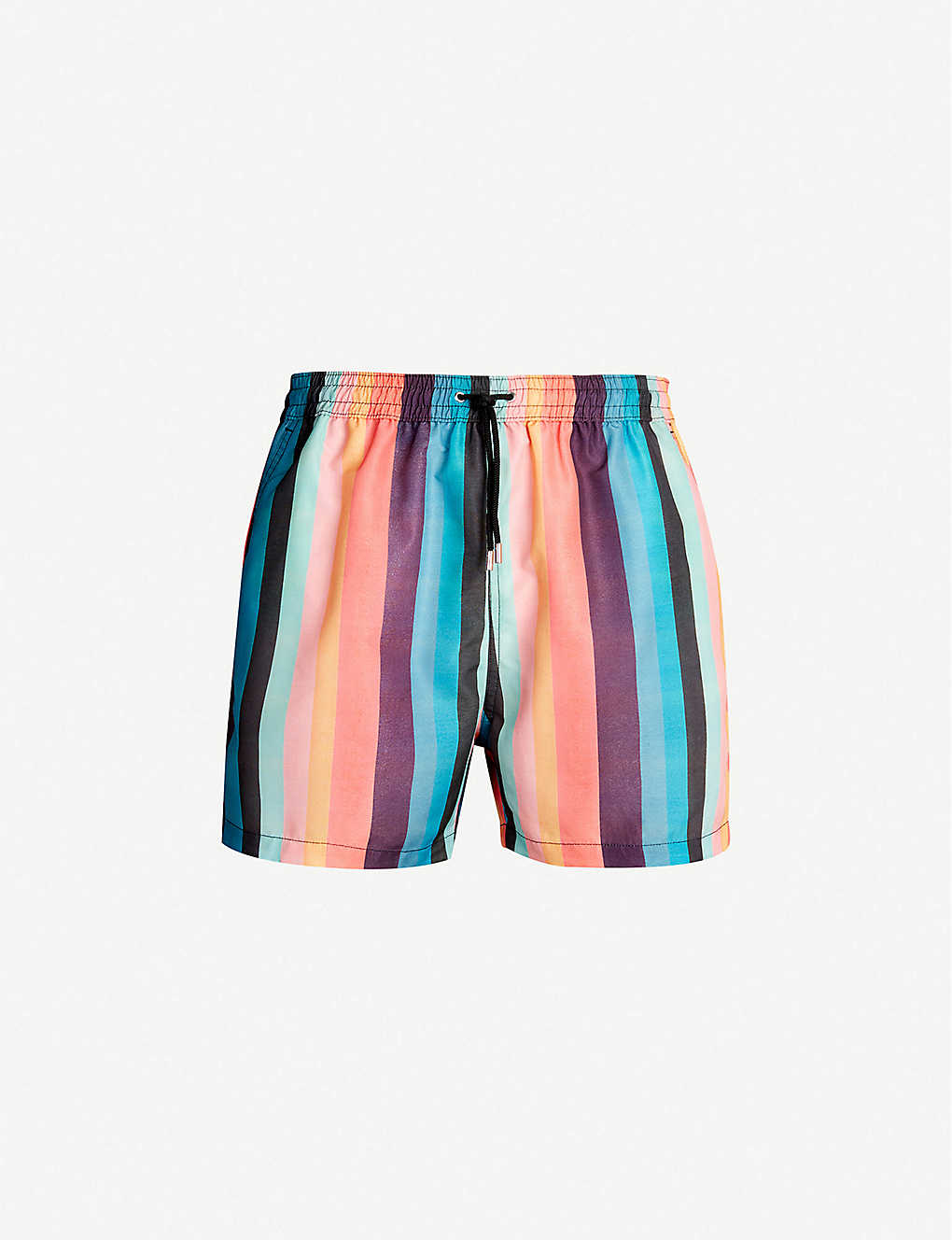 88d3644d18 PAUL SMITH - Striped relaxed-fit swim shorts | Selfridges.com