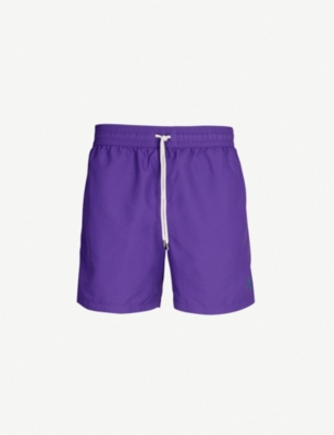 POLO RALPH LAUREN Traveller mid-rise swim shorts
