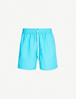 1ec40dfd81 POLO RALPH LAUREN - Traveller Slim mid-rise swim shorts | Selfridges.com