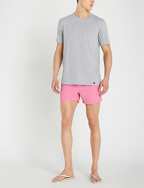 POLO RALPH LAUREN Traveller Slim mid-rise swim shorts