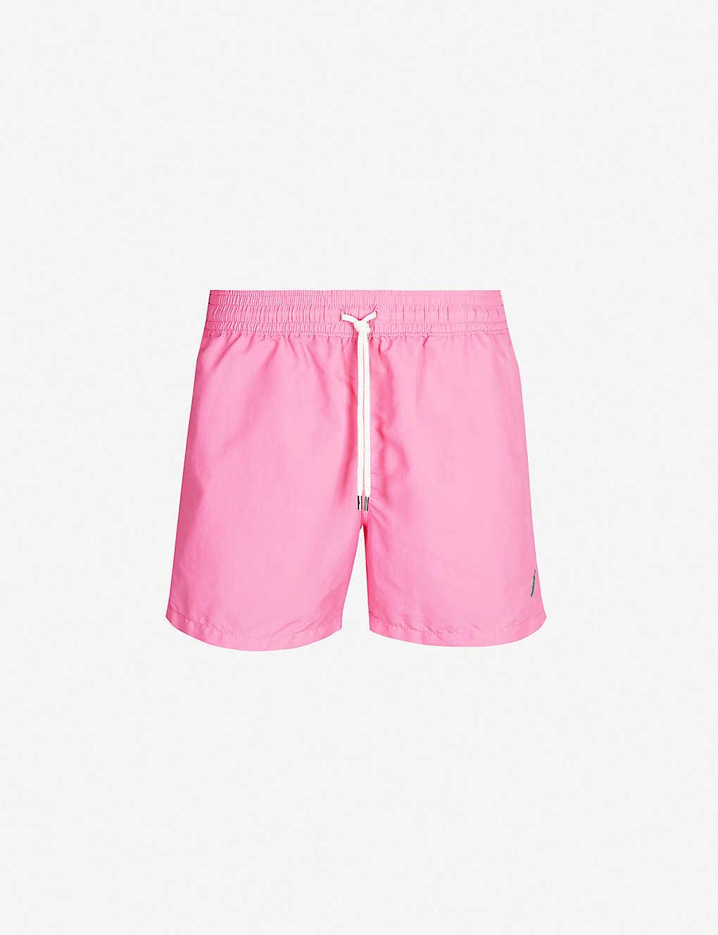 1ec40dfd81 POLO RALPH LAUREN - Traveller Slim mid-rise swim shorts | Selfridges.com