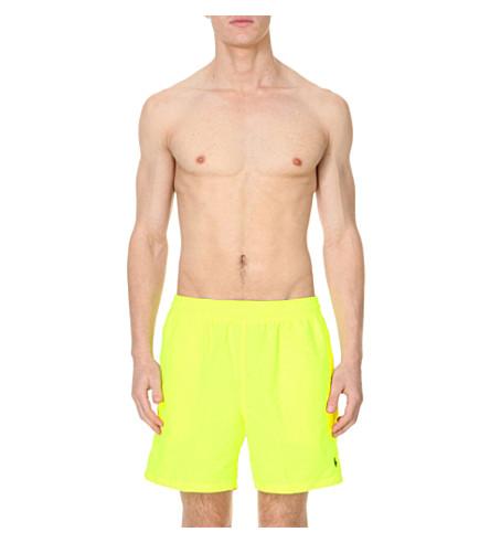 c0b2fcbd POLO RALPH LAUREN - Hawaiian swim shorts | Selfridges.com