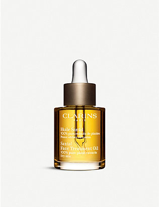 CLARINS: Santal face treatment oil – dry⁄extra dry skin 30ml