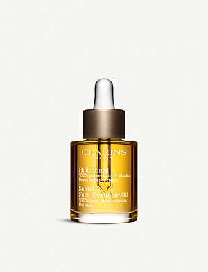 CLARINS Santal face treatment oil – dry⁄extra dry skin 30ml