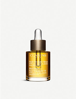 CLARINS: Blue Orchid face treatment oil – dehydrated skin 30ml