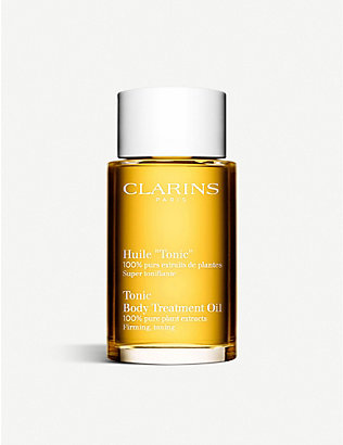 CLARINS: Tonic body treatment oil 100ml