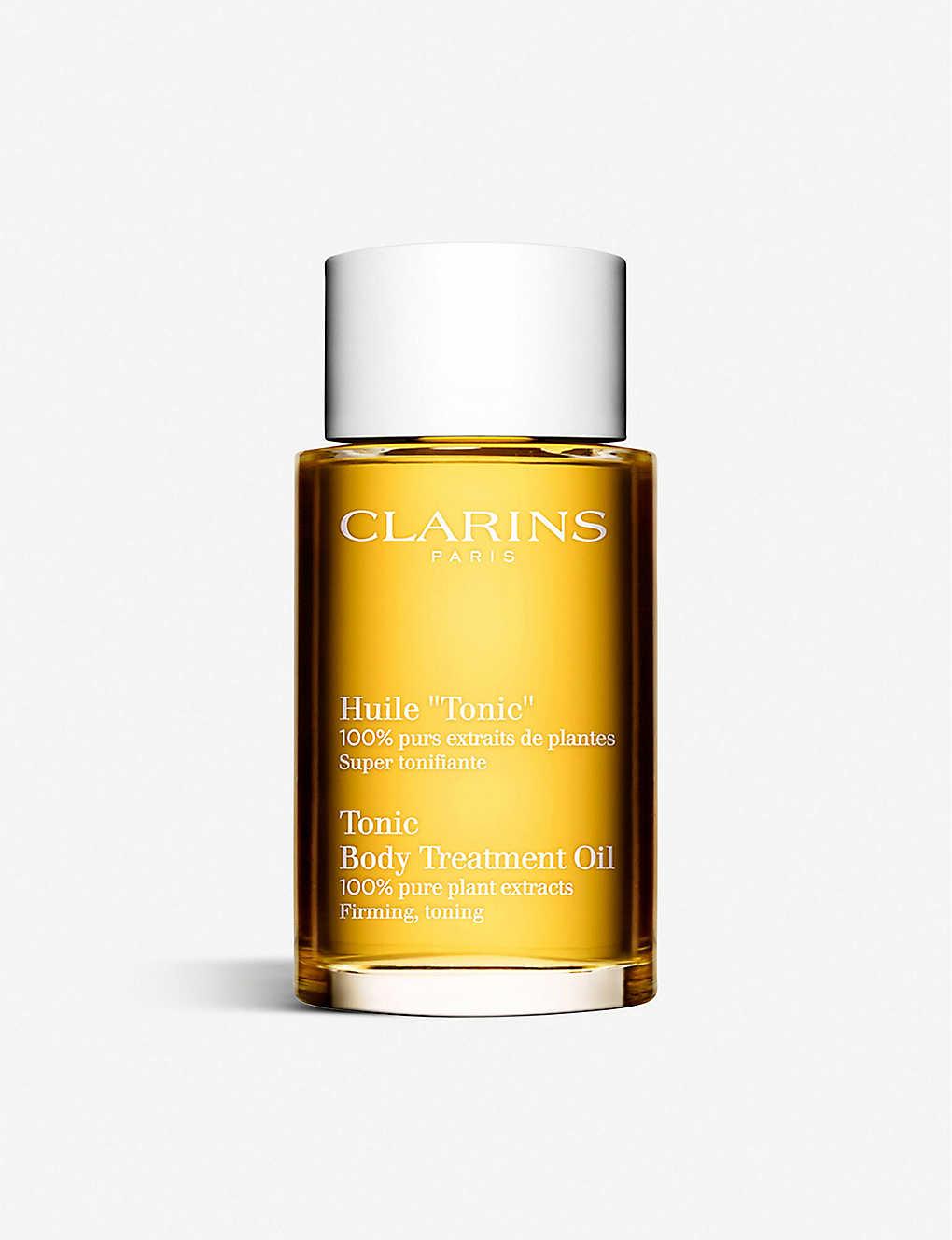 CLARINS: Tonic body treatment oil 100ml